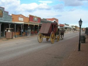Streets of Tombstone