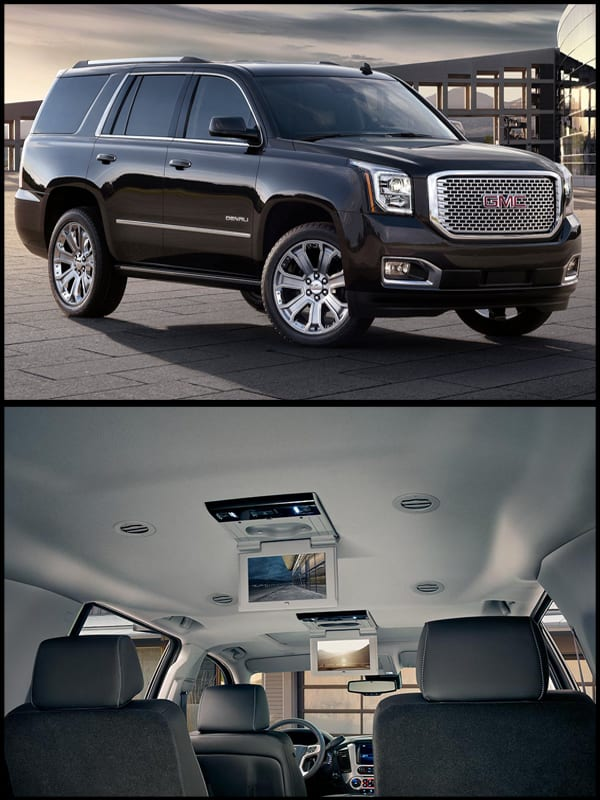 Grand Canyon Tour - GMC Denali