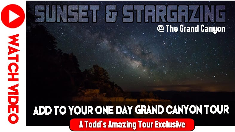 Todd's Amazing Tours - Arizona's only custom private Grand Canyon